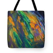Tailwater Take Tote Bag by Savlen Art