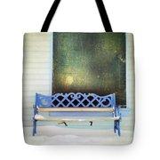 Take A Seat Tote Bag by Priska Wettstein