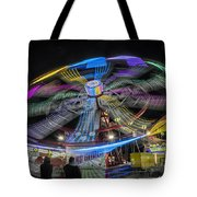 Take Me To Your Leader Tote Bag by Joan Carroll