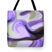 Talk To Me 2 Tote Bag by Angelina Vick