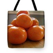 Tangerined Tote Bag by Joe Schofield