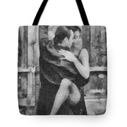 Tango Tote Bag by Ayse Deniz