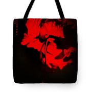 Tango Of Passion For You Tote Bag by Jenny Rainbow
