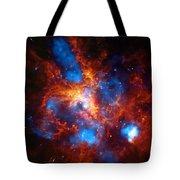 Tarantula Nebula Tote Bag by The  Vault - Jennifer Rondinelli Reilly