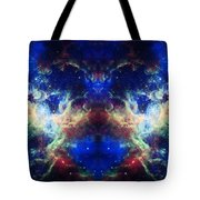 Tarantula Reflection 1 Tote Bag by The  Vault - Jennifer Rondinelli Reilly