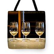 Tasting wine Tote Bag by Elena Elisseeva