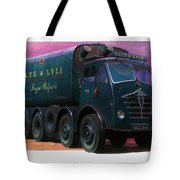 Tate And Lyle Foden. Tote Bag by Mike  Jeffries