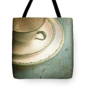 Tea Time Tote Bag by Jan Bickerton
