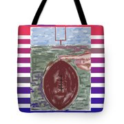 Team America Tote Bag by Patrick J Murphy