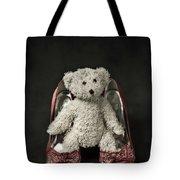 Teddy In Pumps Tote Bag by Joana Kruse