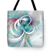 Tendrils 03 Tote Bag by Amanda Moore