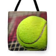 Tennis Anyone... Tote Bag by Kaye Menner