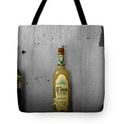 Tequila And Vino Tinto Tote Bag by Cheryl Young