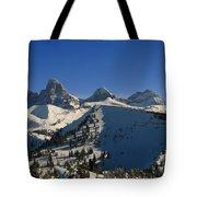 Teton Backcountry Tote Bag by Raymond Salani III