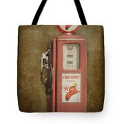 Texaco Fire Chief Tote Bag by Bob and Nancy Kendrick