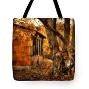 That Which Defines us Tote Bag by Lois Bryan