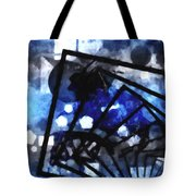 The Amazing Explosion  Tote Bag by Toppart Sweden