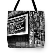 The American Way - Shortest Working Hours Tote Bag by Benjamin Yeager