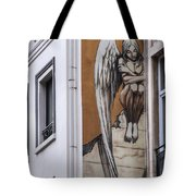 The Angel Tote Bag by Juli Scalzi