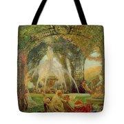 The Arbor Tote Bag by Gaston De la Touche