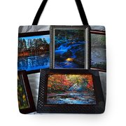 The Art Collector Tote Bag by Frozen in Time Fine Art Photography