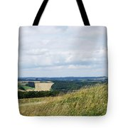 The Artist Tote Bag by Wendy Wilton