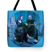 The Artists Tote Bag by Shelley Irish