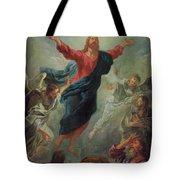 The Ascension Tote Bag by Jean Francois de Troy