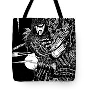 The ASSASSIN Tote Bag by Justin Moore