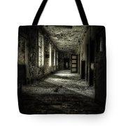 The Asylum Project - Corridor of Terror Tote Bag by Erik Brede