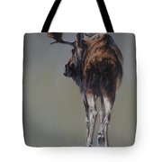 The Bachelor Tote Bag by Mia DeLode