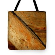 The Barn Door Tote Bag by William Jobes