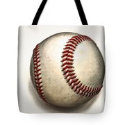 The Baseball Tote Bag by Bill Cannon