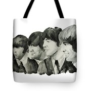 The Beatles 2 Tote Bag by MB Art factory