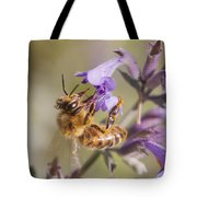 The Bee's Knees Tote Bag by Caitlyn  Grasso