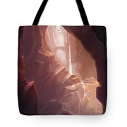 The Big Friendly Giant Tote Bag by Kristina Vardazaryan