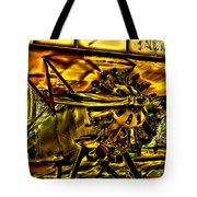 The Boeing Model 100 P-12 F4b Tote Bag by David Patterson