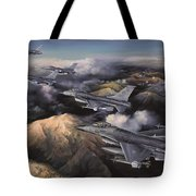 The Boys From Richmond Tote Bag by Randy Green