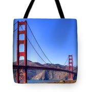 The Bridge Tote Bag by Bill Gallagher