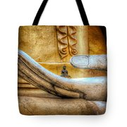 The Buddhas Hand Tote Bag by Adrian Evans