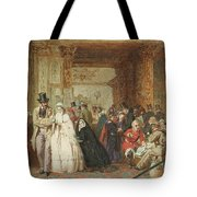 The Buffet Swindon Station Tote Bag by George Elgar Hicks