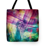 The Building Blocks Tote Bag by Angelina Vick
