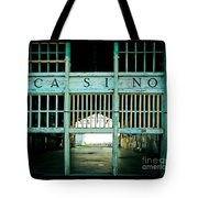 The Casino Tote Bag by Colleen Kammerer