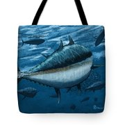 The Chase Tote Bag by Kevin Putman