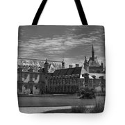 The Chateau  Tote Bag by Maj Seda