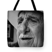 The Cigar Maker Tote Bag by Rene Triay Photography