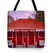 The Cockle Shop Tote Bag by Shaun Higson