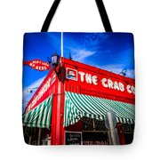 The Crab Cooker Newport Beach Photo Tote Bag by Paul Velgos
