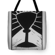 The Cup Tote Bag by Barbara St Jean