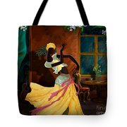 The Dancer Act 1 Tote Bag by Bedros Awak